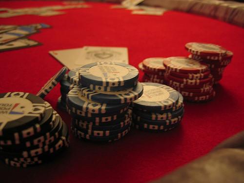 Casino bet