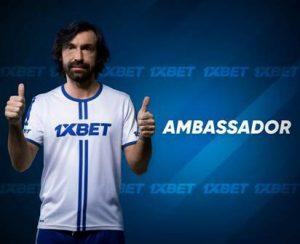 1xbet ambassador